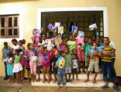 Food, Clothing, Toys and School Supplies Distribution, Samana and Moca