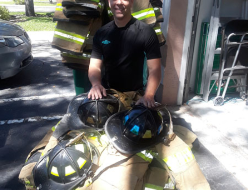 Firefighting Equipment Donation, Carabobo, Venezuela