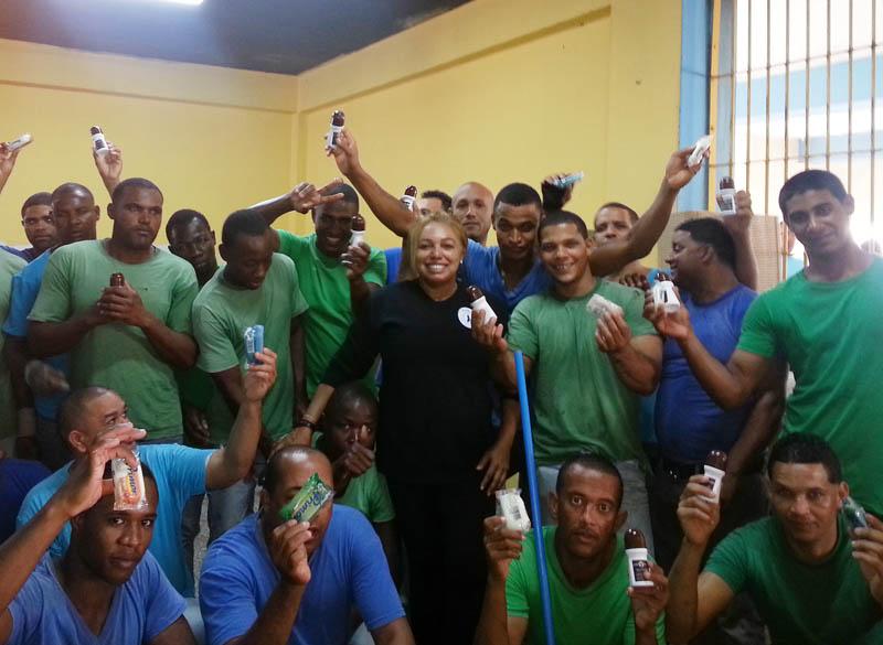 Return To La Isleta Inmate Rehabilitation Facility, Moca