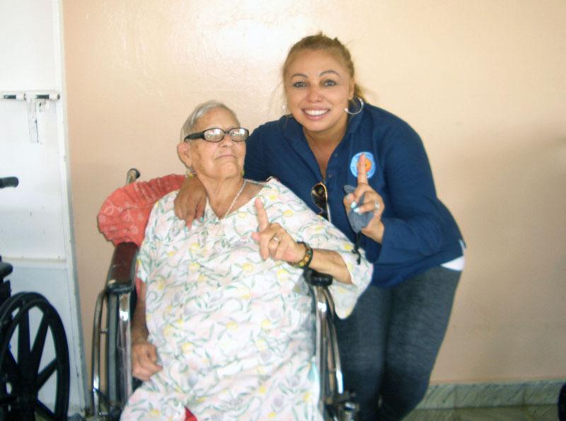 Maria Auxiliadora Nursing Home, Moca
