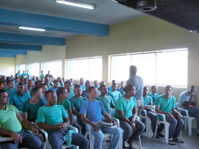 La Isleta Inmate Rehabilitation Facility, Moca
