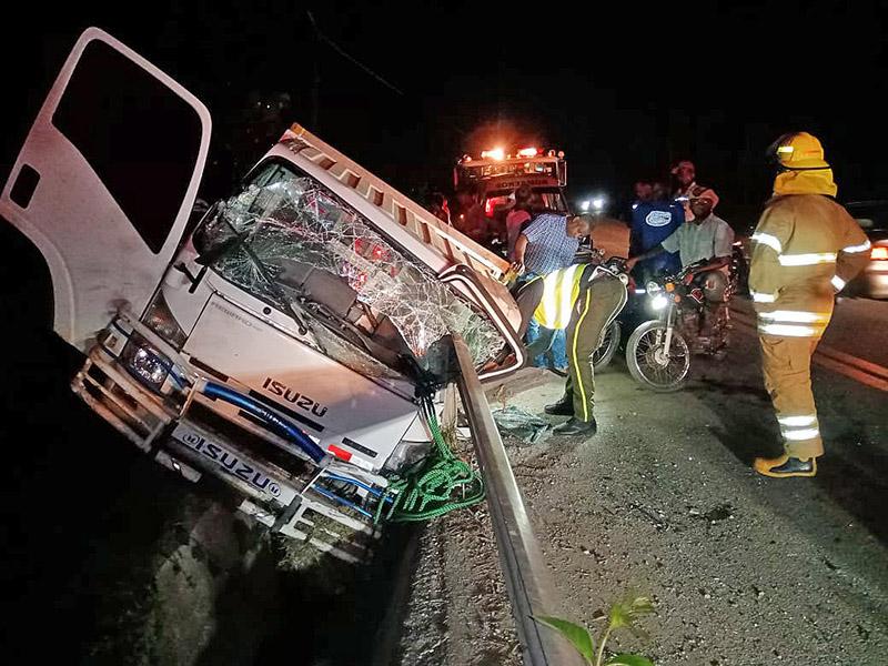 Bayaguana Extrication Equipment Donation June 2021